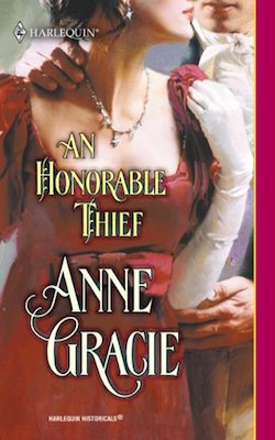 An Honorable Thief by Anne Gracie