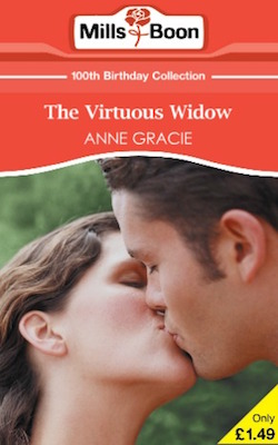 The Virtuous Widow by Anne Gracie