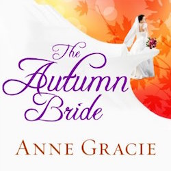 The Autumn Bride audiobook by Anne Gracie