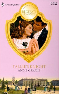 Tallie's Knight by Anne Gracie