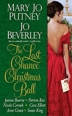 The Last Chance Christmas Ball (Mistletoe Kisses) by Anne Gracie