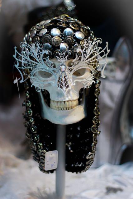 jewelled skull