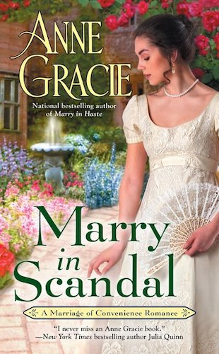 Excerpt: Marry in Scandal