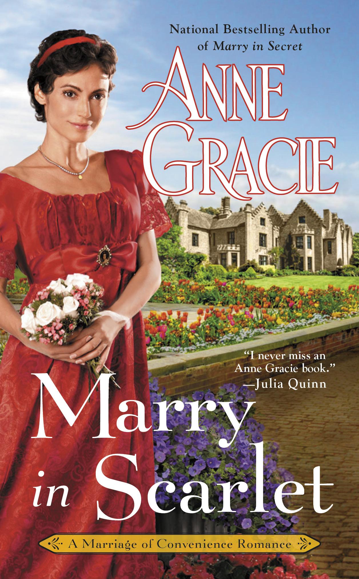 Excerpt: Marry in Scarlet