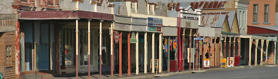 clunes shops